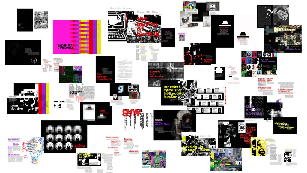 Information Wants to be Free: Exhibition Catalogue about Hacker Culture
