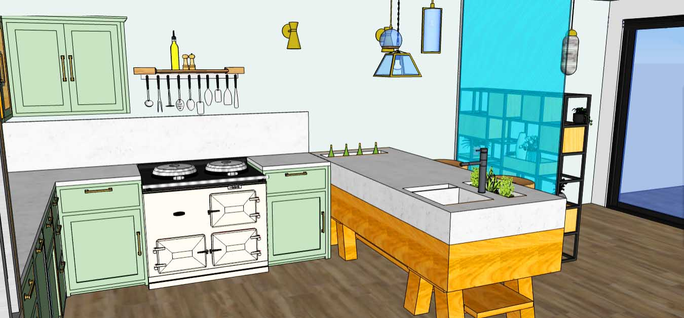 Vegan Kitchen 'How to Design without Compromising'