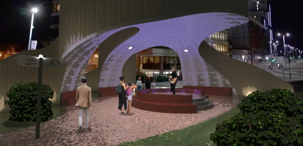 The Beacon Pavilion