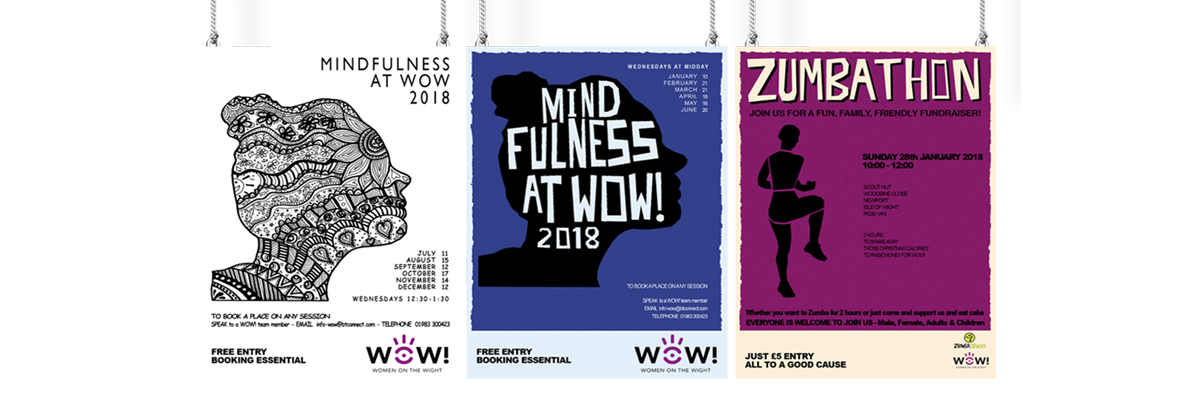 WOW! Posters