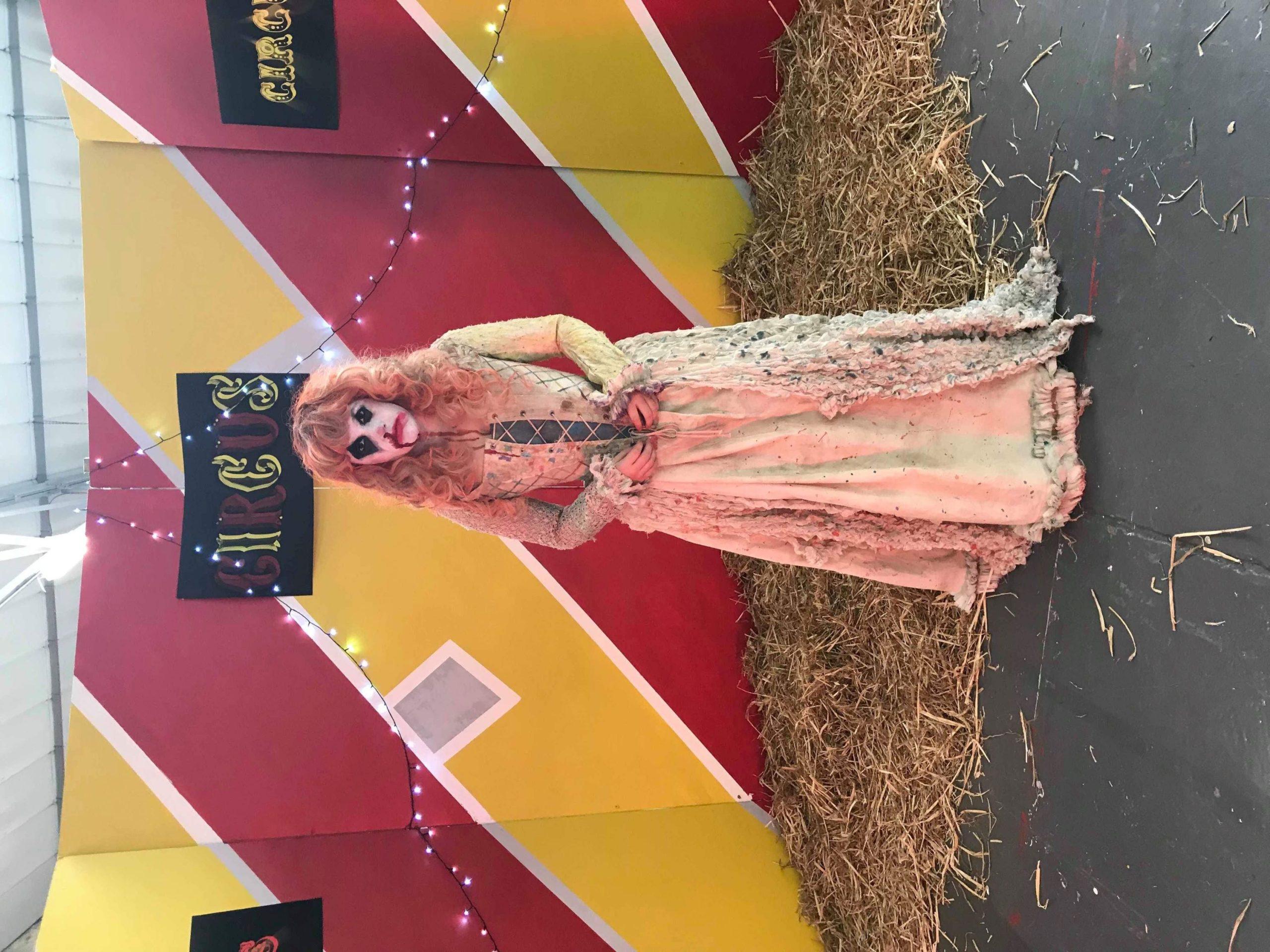 Circus Horror Dress