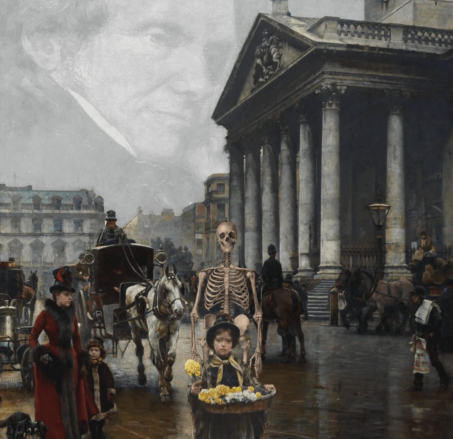 Death on the Streets - The War Against an Invisible Enemy: COVID-19 and Biopolitics.