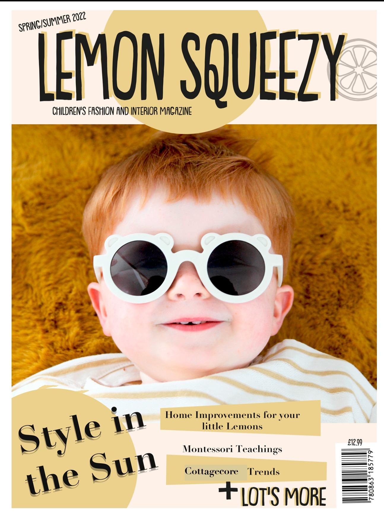 Lemon Squeezy Magazine